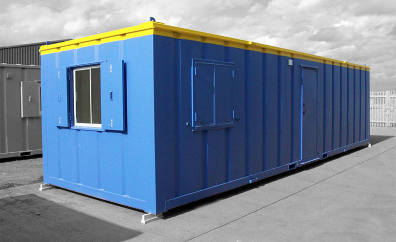 steel cabin for sale