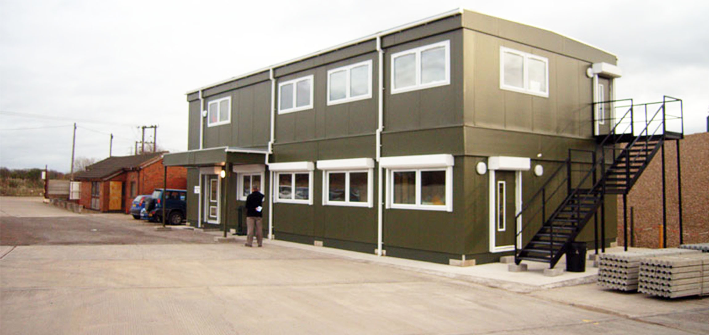 new modular buildings