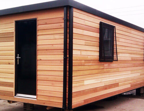 timber cabin for sale
