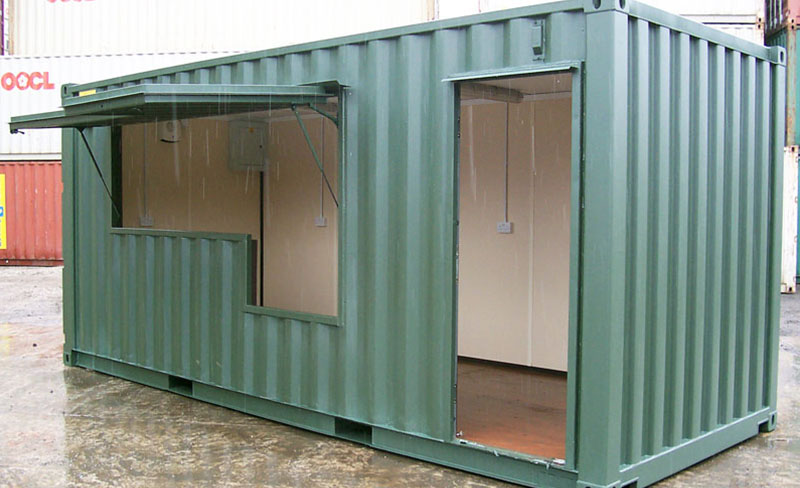 container conversion for sale
