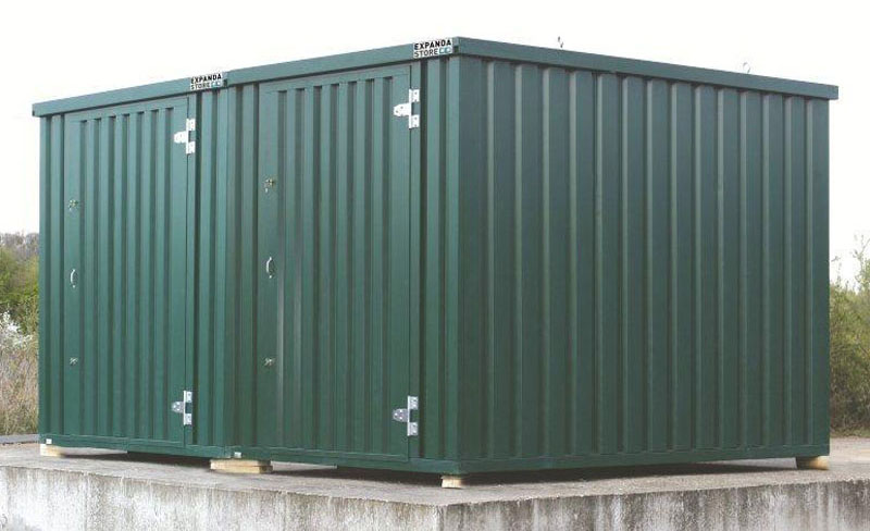 buy flat-pack container
