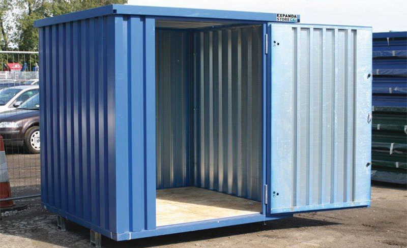 flat pack containers for sale