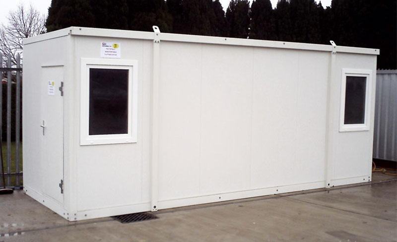 flat pack office for sale