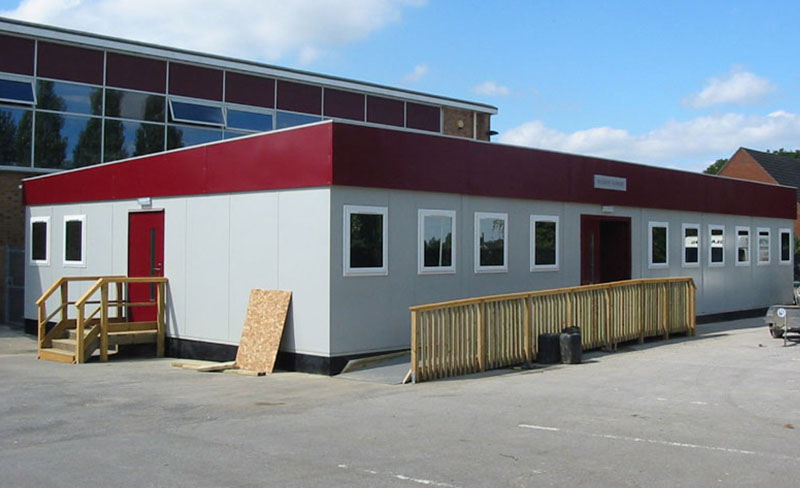 modular buildings new