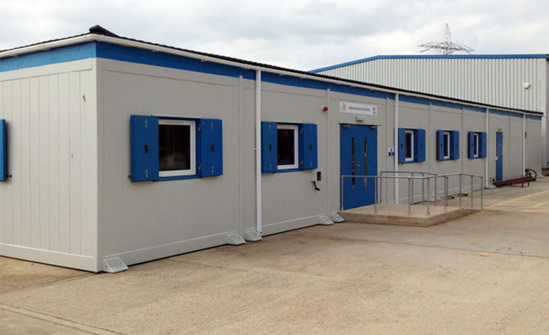 steel modular buildings