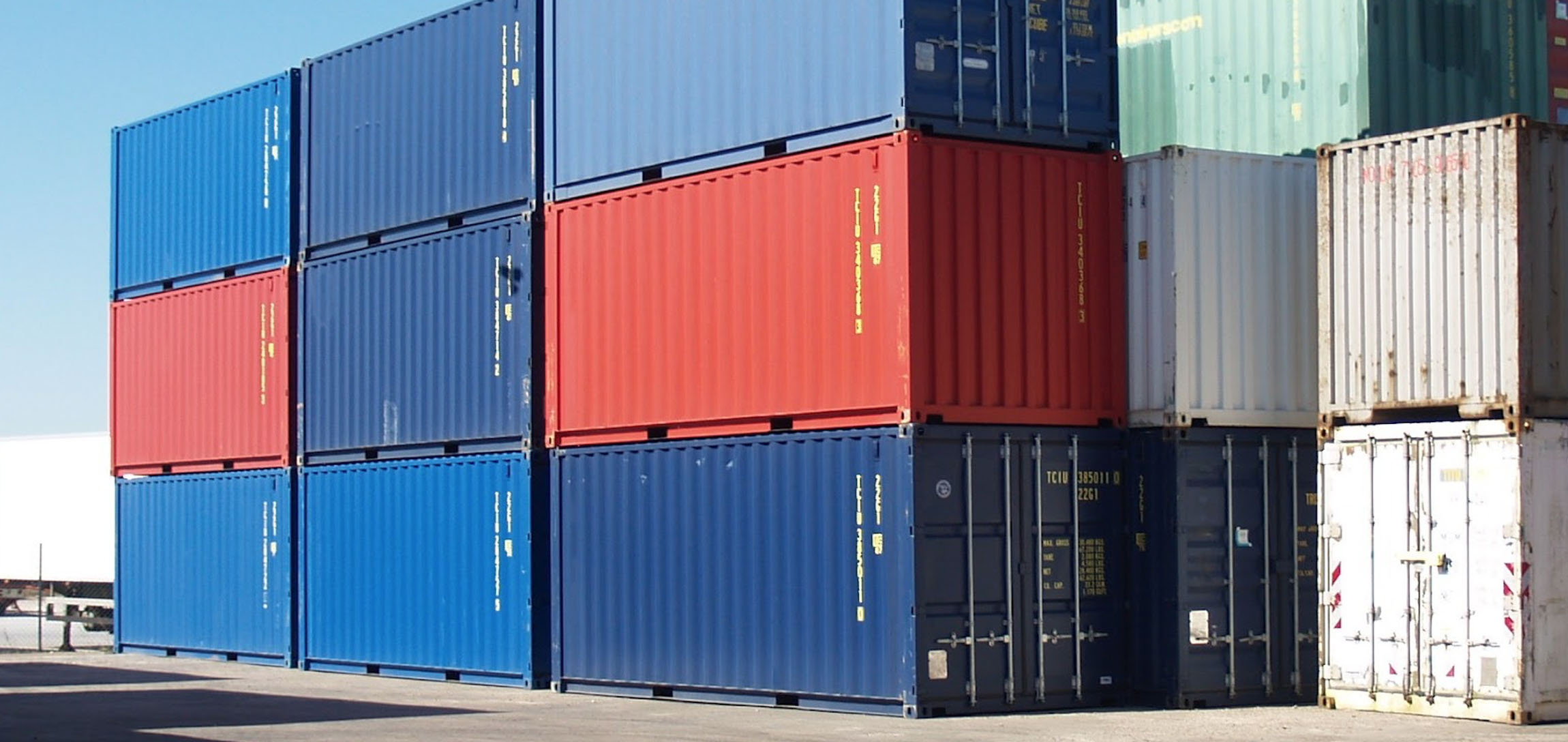 buy shipping containers uk